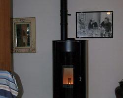 Bernard LAVALLEY  - Thèreval - Poêles à granulés